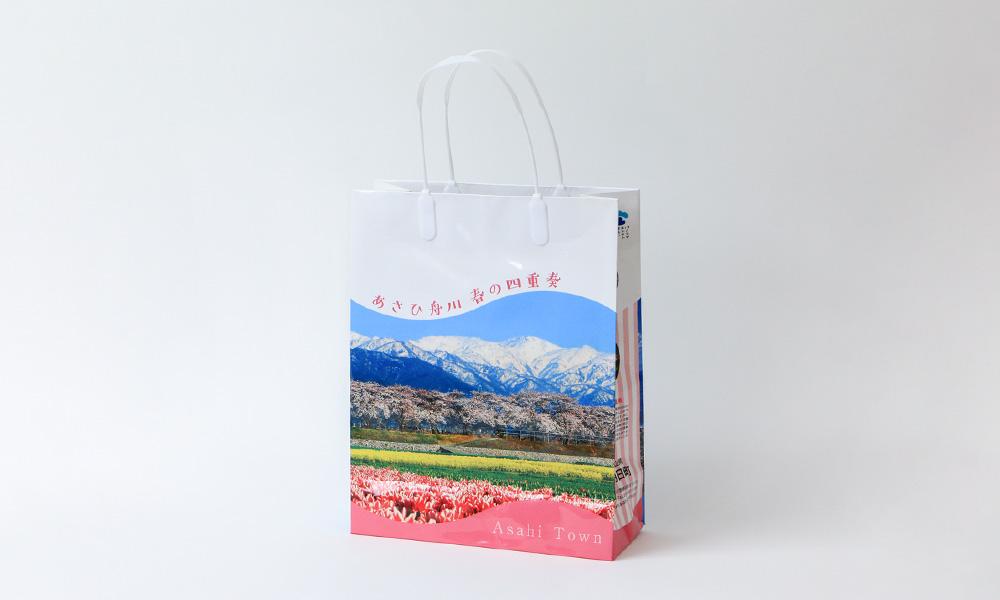 観光団体 イベント紙バッグ